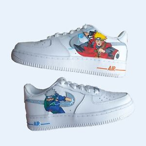 Custom Air Force 1 (all sizes and characters) PRE-PURCHASED SHOES DROP-OFF