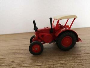 Siku Classic Lanz Bulldog Traktor 1:32 aus Sammlung - Red -