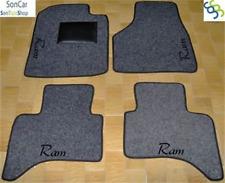 DODGE RAM TAPPETI tappetini AUTO +4 decori +4 block