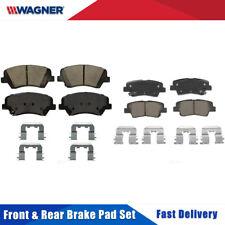 Disc Brake Pad Set-QuickStop Disc Brake Pad Front Wagner ZD1595