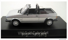 Volkswagen Golf Cabriolet 1981 Silver 840073 Norev 1/43