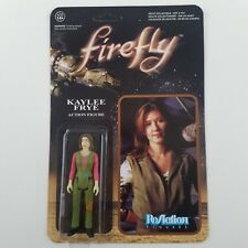 ReAction Figures Firefly Kaylee Frye Action Figure