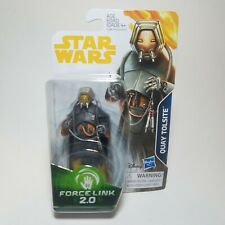 Star Wars Force Link 2.0 Quay Tolsite 3.75-Inch Figure New in Package