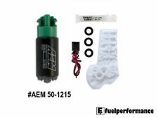 AEM 340LPH Compact Fuel Pump & Installation Kit fits: Toyota GT 86 2013-2018
