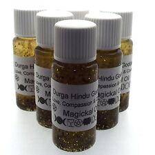 Durga Hindu Goddess Herbal Infused Magickal Botanical Incense Oil