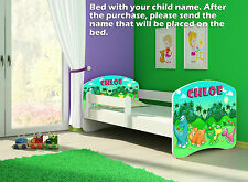 Children Kids Bed Mattress Delivery Toddler 60 Designs 30. Dinosaurs Yes 160x80