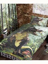 Bettwäsche Dinosaurier T.Rex Kinderzimmer Jungen
