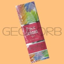 SWEDISH BEAUTY PINK CABANA P15 BRONZER PACKET TANNING BED LOTION SAMPLE