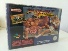 Street Fighter 2 Turbo / Super Nintendo / SNES / PAL / FAH / Complet