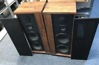SCARCE RARE PAIR OF VINTAGE MARANTZ SX 9 SPEAKERS top of line vintage