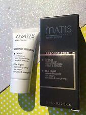 MATIS RESPONSE PREMIUM The Night - Regenerating Caviar face cream 5 ml