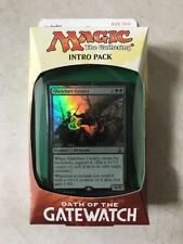 Magic The Gathering Oath Of The Gatewatch Concerted Effort Theme Deck, MTG Intro