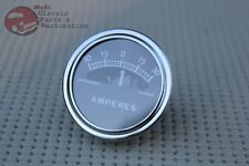 Model A Instrument Panel Amp Meter Guage Dial 30-0-30 Hotrod Custom Car Truck
