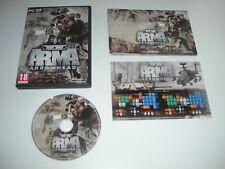 ARMA II 2 OPERATION ARROWHEAD Standalone Expansion Pc DVD Rom FAST SECURE POST
