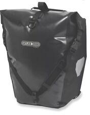 New Black Ortlieb Back-Roller Waterproof Classic Panniers - Pair
