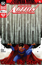 ACTION COMICS #1011 (2019) 1ST PRINTING EPTING MAIN COVER SUPERMAN DC UNIVERSE