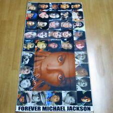 Michael Jackson Handtuch,kopfkissen Decke 75cm x 40cm für MJ Fans 0571