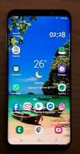 cellulare Samsung Galaxy S8 + PLUS 64GB grey usato vetro rotto sm-g955 Argento