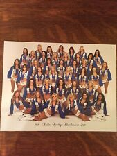 2019-2020 Dallas Cowboys Cheerleaders  8.5 X 11  Photo + 8 X 10 Team Photo!!