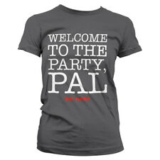 Officially Licensed Die Hard - Welcome To The Party Pal Women's T-Shirt S-XXL