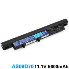 For  5810T 4810T 3810T AS09D70 36 laptop battery 11.1V 5600mAh 56WH
