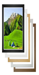 Picture Frames Poster Frame Photo Frame Any Bespoke Size Many Colors