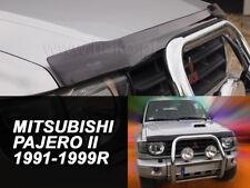MITSUBISHI PAJERO II  3/5d 1991 - 1999  Bonnet Guard  HEKO 02139
