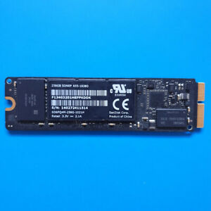 Genuine SANDISK SD6PQ4M-256G-1021H 655-1838D Apple MacBook Pro/Air 256GB SSD