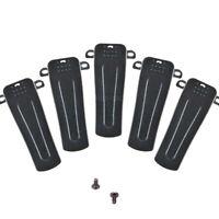 5PCS Original BaoFeng Waist Belt Clip BF-888S Retevis H777 Walkie Talkie Radios