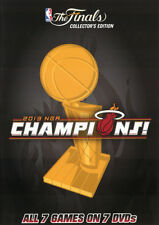 NBA: Miami Heat 2013 Champions - The Finals Collector's Edition * NEW DVD *