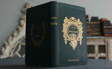 Antique Rare Old Book French Estate Illustrious Sailors Duguay-Trouin 1885 +++