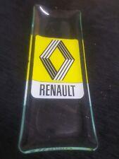 CLASSIC RENAULT DEALER ASHTRAY 1970S RARE