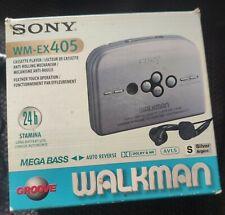 Walkman sony WM-EX 405