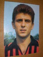 alte Aral Fußball Autogrammkarte Sammelkarte Gianni Rivera
