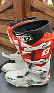 Gaerne SG12 Motocross Stiefel Gr. 45