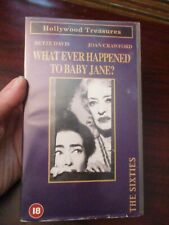 Whatever Happened to Baby Jane VHS Video Tape (NEW)