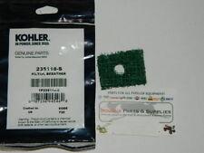Genuine Kohler breather filter K241 K301 K321 K341 Cub Cadet,Wheel Horse, Jd ect