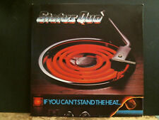STATUS QUO  If You Can't Stand The Heat   LP    Lovely copy !