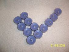 Partylite Be Relaxed! Tealights - Retired