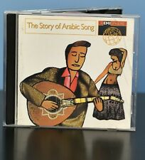 Story of Arabic Song Music CD