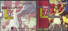 Times Of Your Life 1970-1975 cd-Marty Rhone,Norman Greenbaum,Gary Glitter +