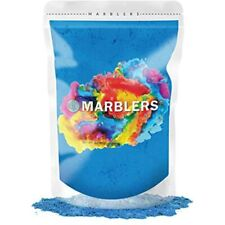 Marblers Mica Powder Colorant 3oz (85g) Cobalt Blue Pearlescent Pigment Tint For