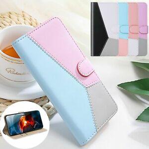 For Samsung S20 A01 A11 A21S S10 5G S9 S8 Note 20+ Leather Case Flip Phone Cover