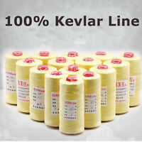 Twist Kevlar Line For Kite Flying Climbing Made with Kevlar 70-200LBS 1000ft
