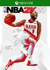 NBA 2K21 XBOX ONE (NO-CD) Digital Download (ALL LANGUAGES) ONLINE