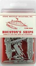 Stone Mountain Houston's Ships1/1200  USS Kersage & CSS Alabama Pack New