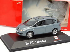 J Collection 1/43 - Seat Toledo 2005 Grise