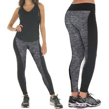 Plus Size Yoga Gym Women Leggings Fitness Jogging Running Sports Pants S-3XL JF