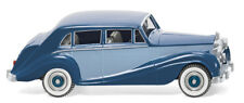 Wiking 083803 - 1/87 Rolls Royce Silver Wraith - Blau - Neu