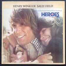 Héros Film Soundtrack OST LP Jack Nitzsche [IMPORT] HARRISON FORD Sally FIELD